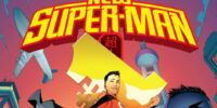 New Super-Man/Covers