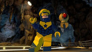 Booster Gold Lego Batman 001