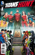 Titans Hunt Vol 1 1