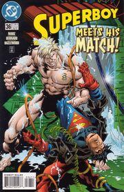 Superboy Vol 4 36