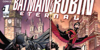 Batman & Robin Eternal/Covers