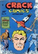 Crack Comics Vol 1 35