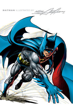 Cover for the Batman Illustrated by Neal Adams Vol 1 Trade Paperback