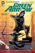Green Arrow Broken TP