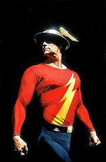Jay Garrick, Flash, New Earth