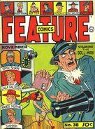 Feature Comics Vol 1 38