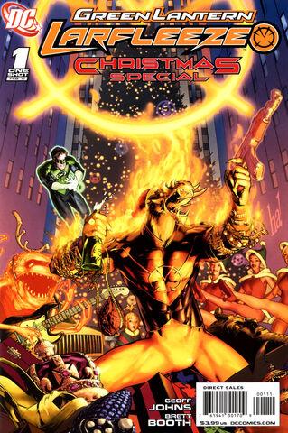 File:Green Lantern- Larfleeze Christmas Special Vol 1 1.jpg