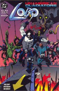 Lobo Unamerican Gladiators 1