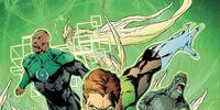 Green Lantern Corps (New Earth)/Gallery