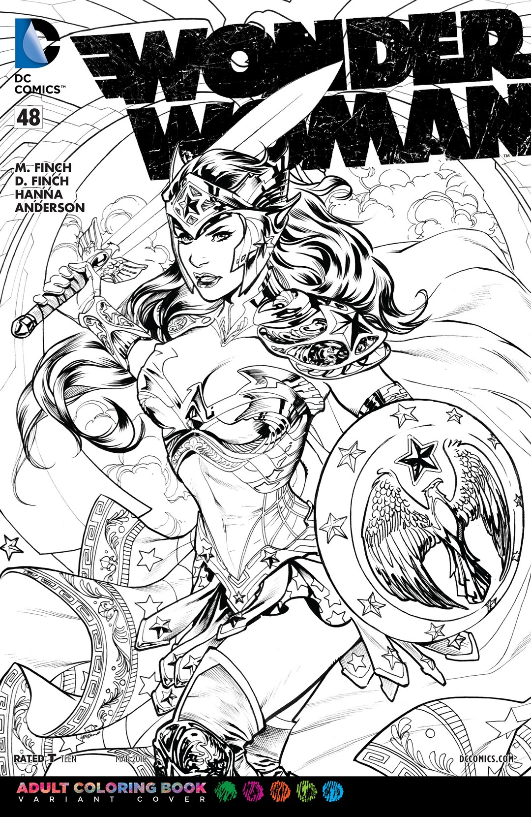 image wonder woman vol 4 48 coloring book variant jpg dc