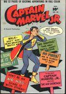 Captain Marvel, Jr. Vol 1 88