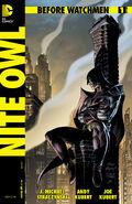 Before Watchmen Nite Owl Vol 1 1