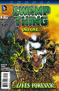 Swamp Thing Annual Vol 5 3