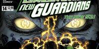 Green Lantern: New Guardians Vol 1 14
