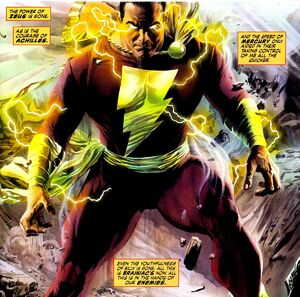 Captain Marvel Justice 001