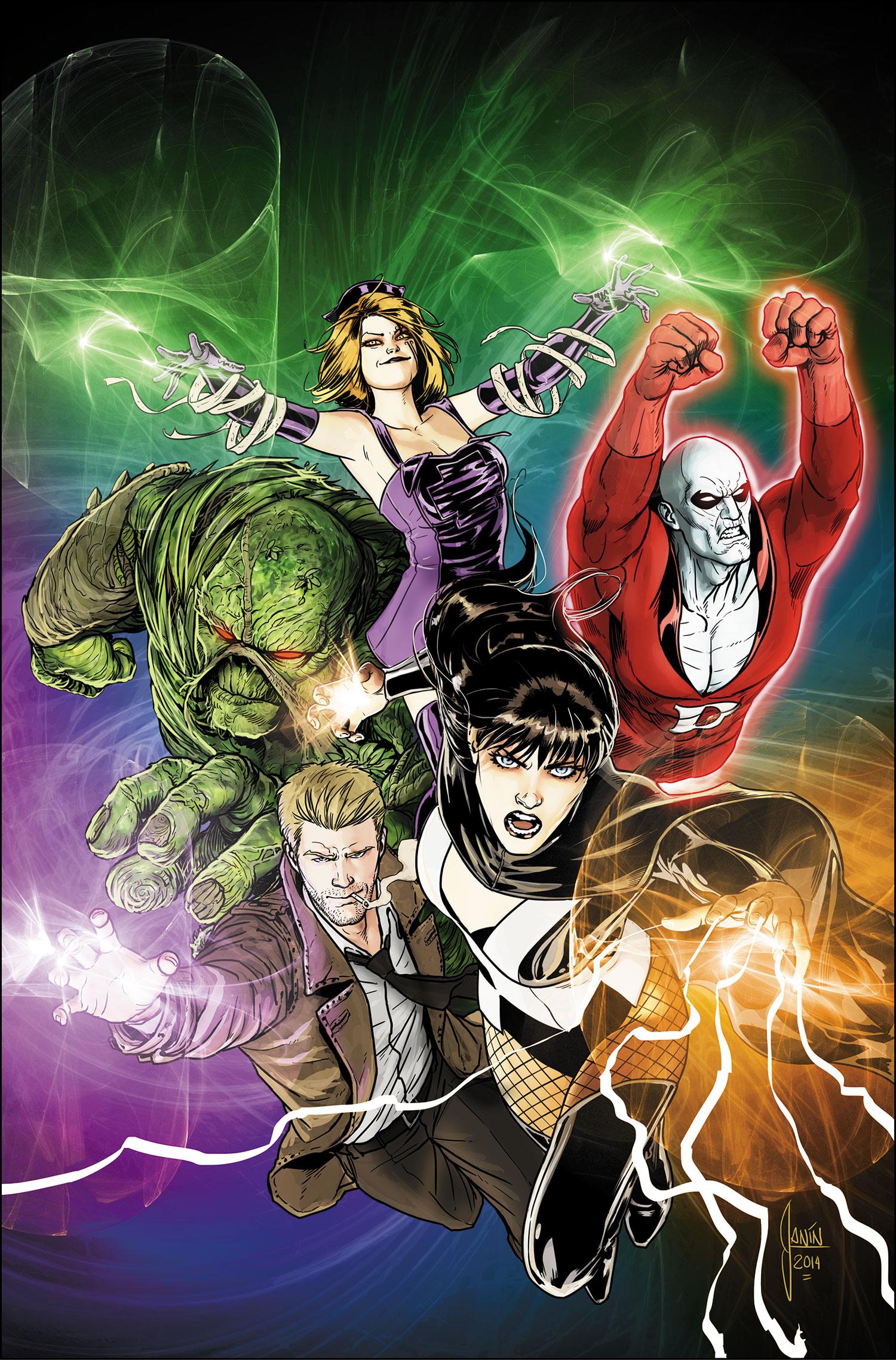 Justice League Dark   DC Database   FANDOM powered by Wikia