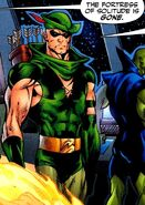 Green Arrow Earth-15 001