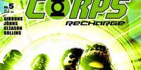 Green Lantern Corps: Recharge Vol 1 5