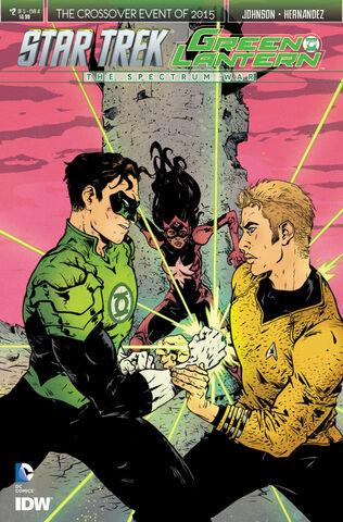 File:Star Trek Green Lantern The Spectrum War Vol 1 2.jpg