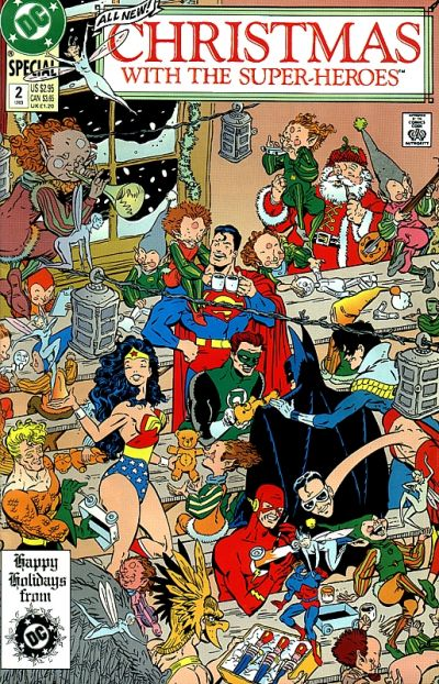Christmas with the Super-Heroes Vol 1 2 | DC Database | FANDOM ...