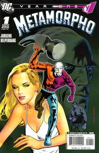Metamorpho Year One 1