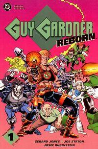 Guy Gardner Reborn 1