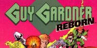 Guy Gardner Reborn/Covers