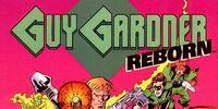 Guy Gardner Reborn/Covers
