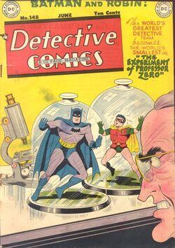 Detective Comics 148