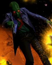 J'onn J'onzz Smallville 0002