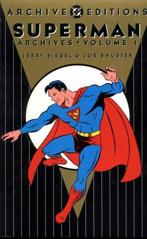 File:Superman Archives, Volume 1.jpg