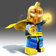 Doctor Fate Lego Batman 001