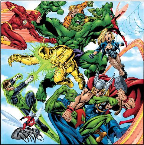File:JLA Year One vs. the Founding Avengers.jpg