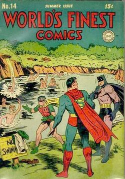 World's Finest Comics 14