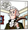 Thomas Jefferson DC Super Friends 001