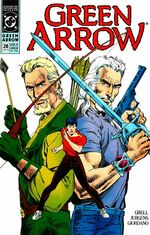 Green Arrow Vol 2 28
