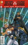 Justice League Gods And Monsters Vol 1 2