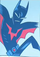 Batman Beyond Earth-Teen Titans 001