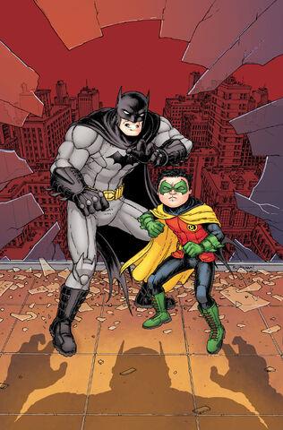 File:Batman Incorporated Vol 2 8 Textless Variant.jpg