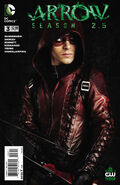 Arrow Season 2.5 Vol 1 3