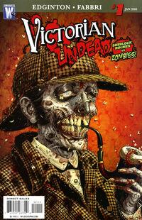 Victorian Undead Vol 1 1
