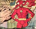 Flash's Costume Change