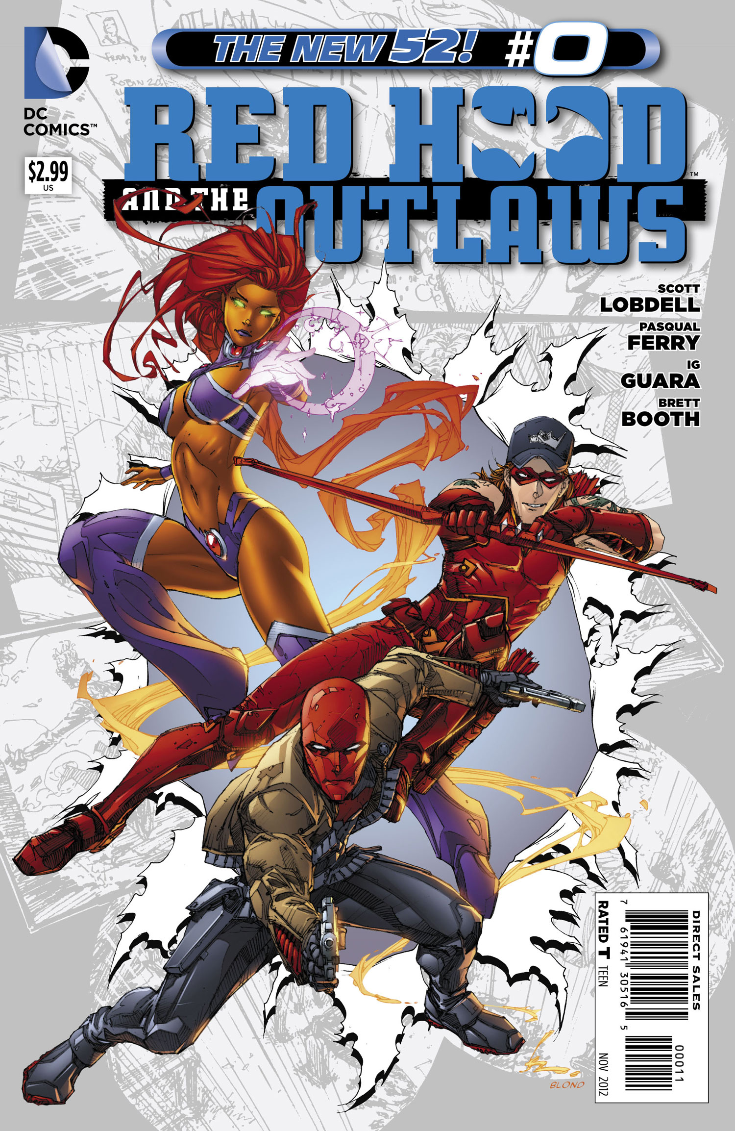 image red hood and the outlaws vol 1 0 dc database