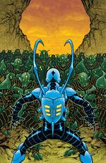 Blue Beetle Vol 9 3 Textless