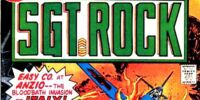 Sgt. Rock/Covers