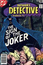 Detective Comics 476