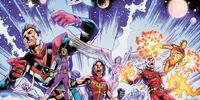 Legion of Super-Heroes (Pre-Zero Hour)