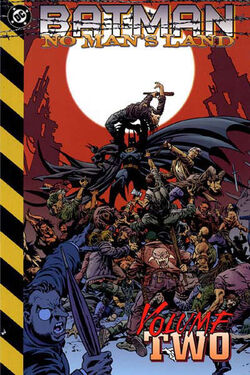 Cover for the Batman: No Man's Land Vol 2 Trade Paperback