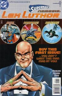 Superman's Nemesis Lex Luthor Vol 1 1