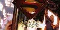 Superman Returns: Prequel/Covers